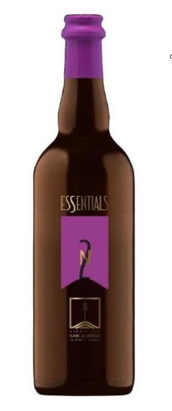 Essentials n2, doppio malto, strong Ale a bassa fermetazione