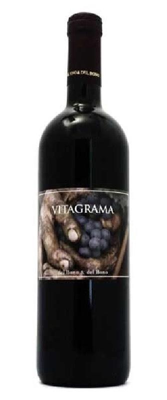 Vino rosso Vitagrama, Casa Caterina